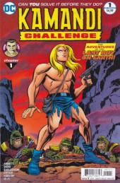 Kamandi Challenge (The) (2017) -1- The Rules - K --is for
