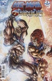He-Man/Thundercats (2016) -4- Clash of Titans