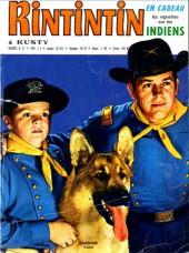 Rin Tin Tin & Rusty (2e série) -12- La longue chasse