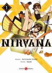 Nirvana (Sayuki) -1- Tome 1