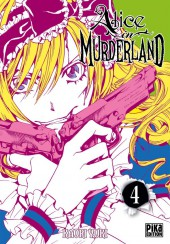 Alice in murderland -4- Tome 4