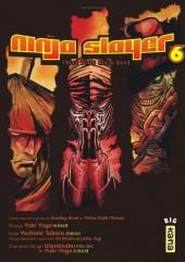 Ninja slayer  -6- Tome 6