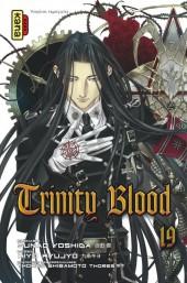 Trinity Blood -19- Tome 19