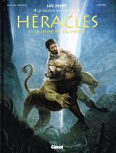Héraclès -1-  1/3 La jeunesse du héros