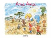 Ana Ana -9- La savane dans mon jardin