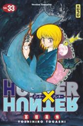 Hunter X Hunter -33- Tome 33