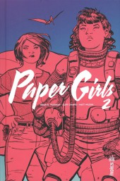 Paper Girls -2- Tome 2