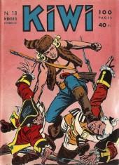 Kiwi -18- La rivière sans retour