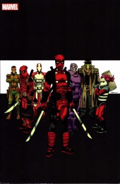 All-New Deadpool -9C- Tome 9