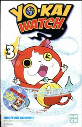 Yo-Kai watch -3- Tome 3