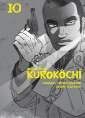 Inspecteur Kurokôchi -10- Tome 10