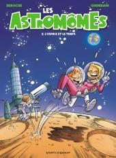 Les astromômes -2- L'espace et le temps
