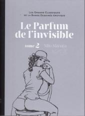 Les grands Classiques de la Bande Dessinée érotique - La Collection -2220- Le parfum de l'invisible - tome 2