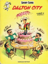 Lucky Luke -34b71- Dalton City