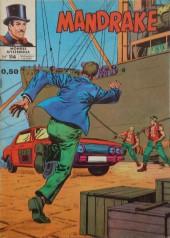 Mandrake (1re Série - Remparts) (Mondes Mystérieux - 1) -114- Contrebande sous la mer