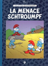 Les schtroumpfs - La collection (Hachette) -27- La menace schtroumpf