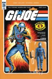 G.I. Joe: A Real American Hero (Marvel comics - 1982) -226VC- Cobra Nation, Part 1