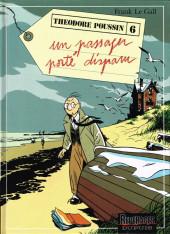 Théodore Poussin -6a93- Un Passager porté disparu