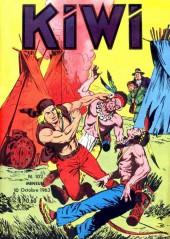 Kiwi -102- Le petit trappeur
