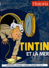 Tintin - Divers -63TL- Tintin et la mer - historia hs