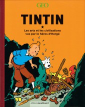 Tintin - Divers -74a- Les arts et les civilisations vu par le héros d'Hergé - FL