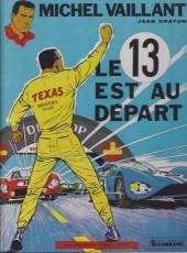 Michel Vaillant -5d1984- Le 13 est au départ