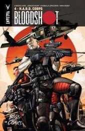 Bloodshot -4- H.A.R.D. Corps