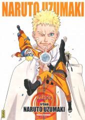 Naruto -HS3- Naruto Uzumaki Artbook