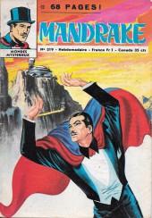 Mandrake (1re Série - Remparts) (Mondes Mystérieux - 1) -319- La bague maudite