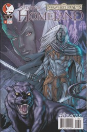 Forgotten Realms I: Homeland -3- The Legend of Drizzt Book I