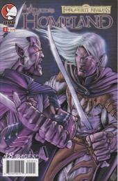 Forgotten Realms I: Homeland -2- The Legend of Drizzt Book I