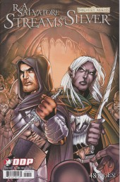 Forgotten Realms V: Streams of Silver (2007) -3- The Icewind Dale Trilogy Book 2