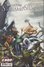 Forgotten Realms V: Streams of Silver (2007) -2- The Icewind Dale Trilogy Book 2