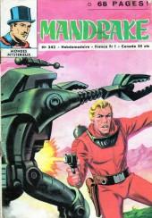 Mandrake (1re Série - Remparts) (Mondes Mystérieux - 1) -342- La ligne noire - 2