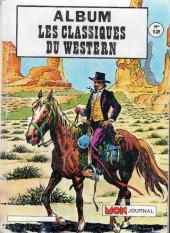 Les classiques du western -REC12- Album n°12 (Carabina Slim n°152, El Bravo n°107, Whipii n°107)