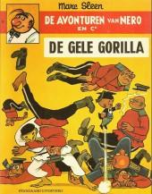 Nero (De Avonturen van) -26- De gele gorilla