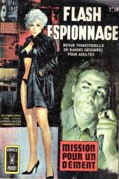 Flash espionnage (1re série) -31- Mission pour un dément