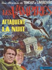 Tanguy et Laverdure -15a1978- Les Vampires attaquent la nuit