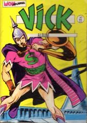 Vick -Rec11- Album N°11 (37, 38, 39)