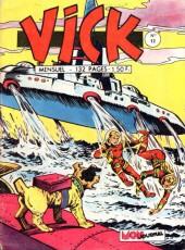 Vick -12- Le vaisseau fantôme de l'espace