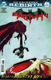 Batman (2016) -7A- Night of the Monster Men, Part One