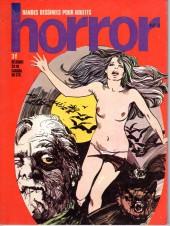 Horror (Les Éditions de Poche) -8- Reportage funèbre
