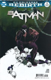 Batman (DC Comics - 2016) -9A- I am Suicide, Part One