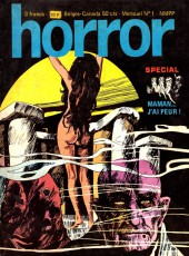 Horror (Les Éditions de Poche) -1- Comme un papillon