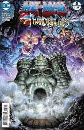 He-Man/Thundercats (2016) -5- The Fall of Grayskull