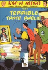 Nic et Mino (Le Coffre à BD) -9- Terrible tante Amélie