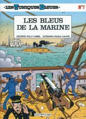 Les tuniques Bleues -7c2000- Les bleus de la marine