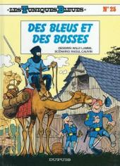 Les tuniques Bleues -25a1999- Des bleus et des bosses