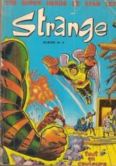 Strange -Rec004- Album N°4 (du n°11 au n°13)
