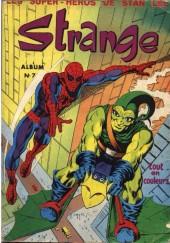 Strange -Rec007- Album N°7 (du n°20 au n°22)